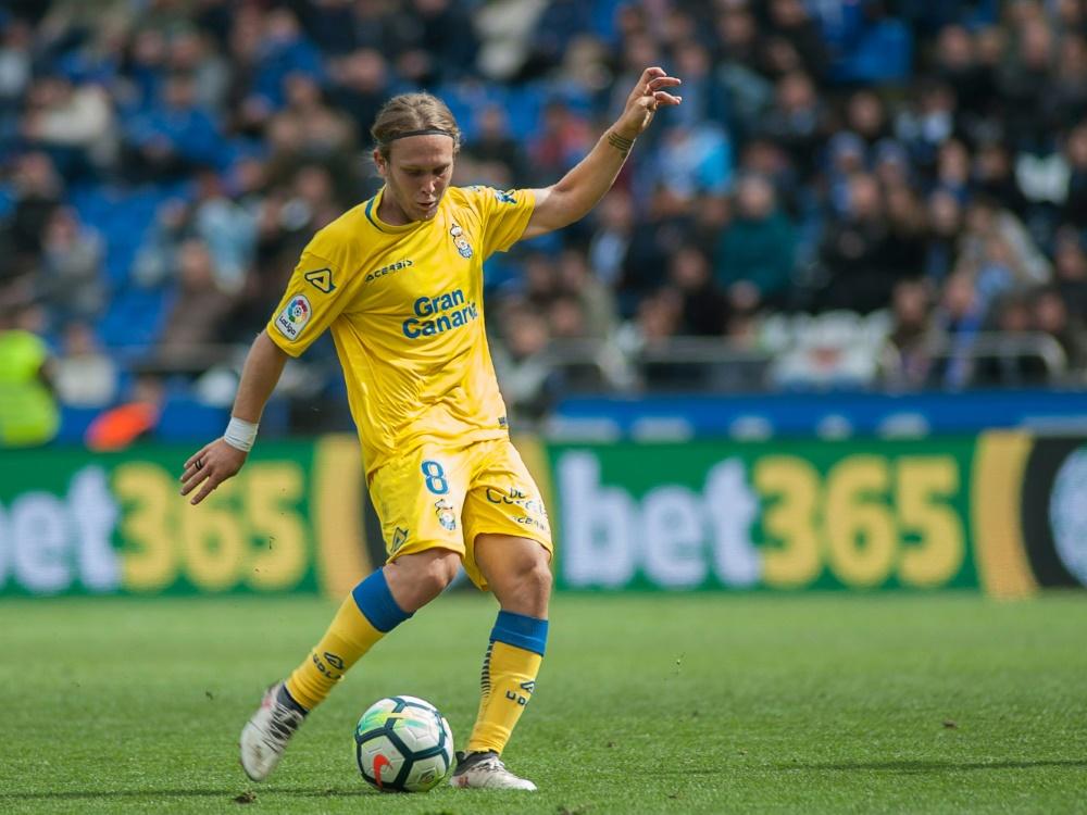Halilovic und Las Palmas steigen ab