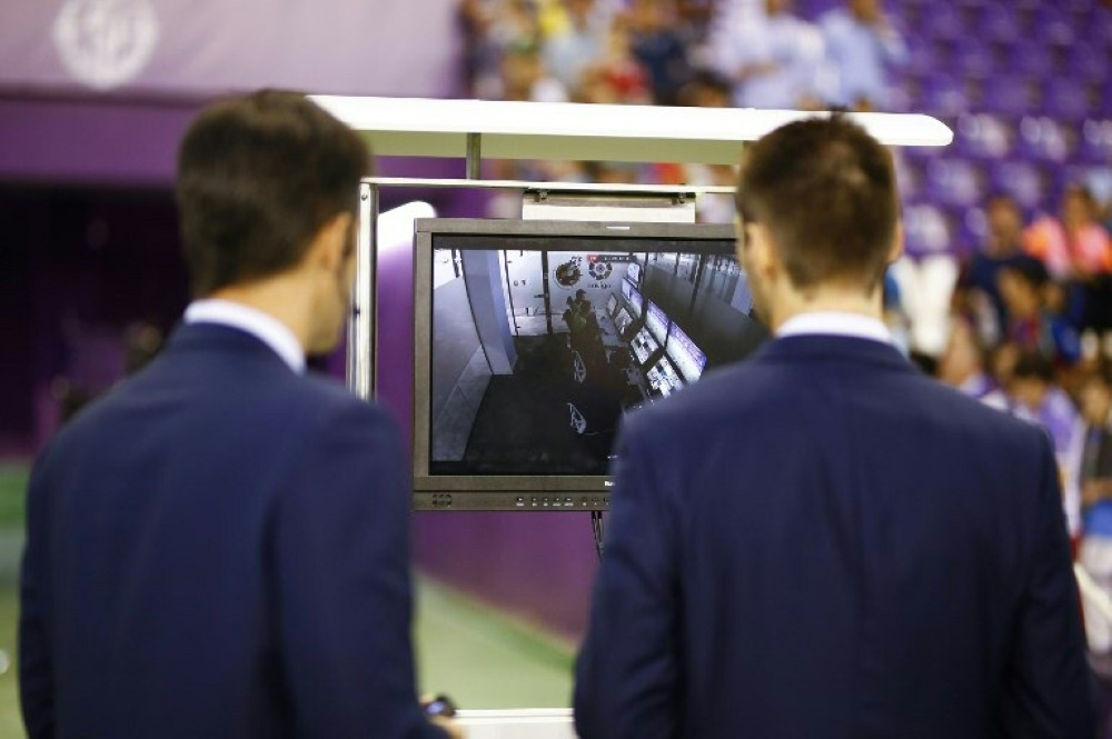 Der Verband versichert: Der VAR-Raum war während des Spiels besetzt
