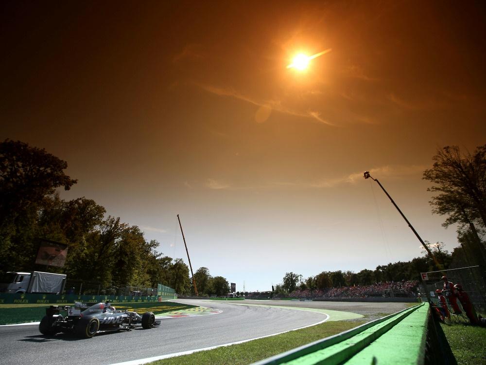 Die Zukunft des Grand Prix von Monza ist ungewiss