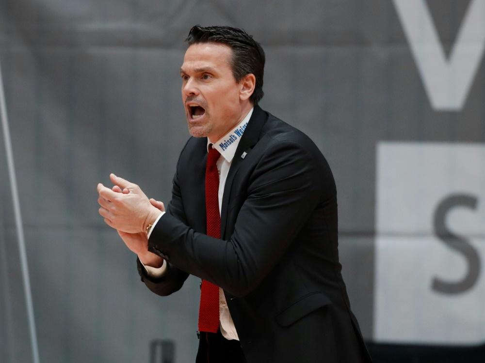 Raoul Korner bleibt Cheftrainer in Bayreuth