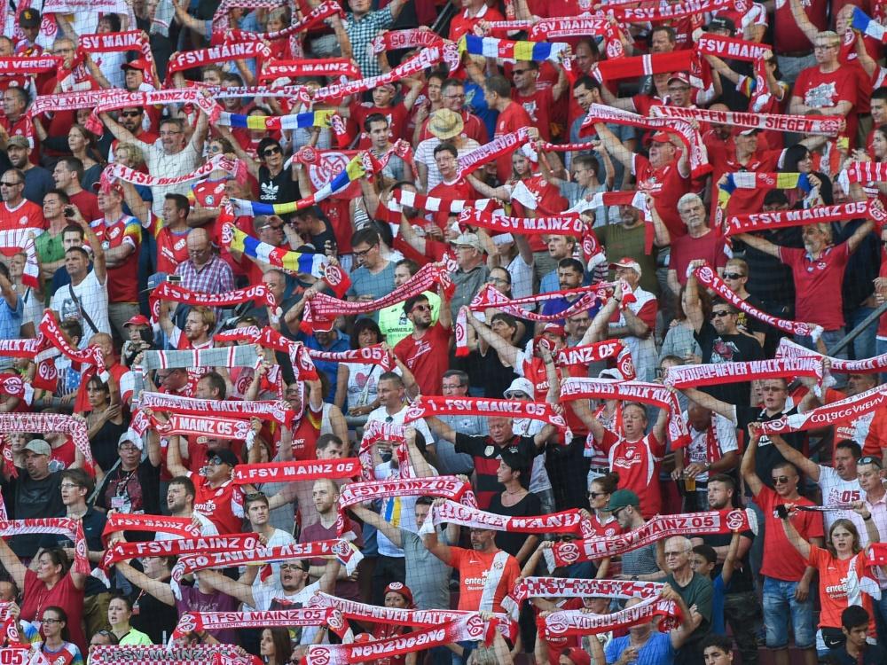 Mainzer Flitzer muss DFB-Geldstrafe begleichen