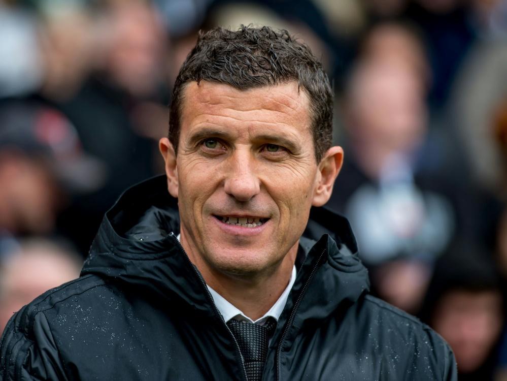 Watford hat den Vertrag mit Javi Gracia verlängert