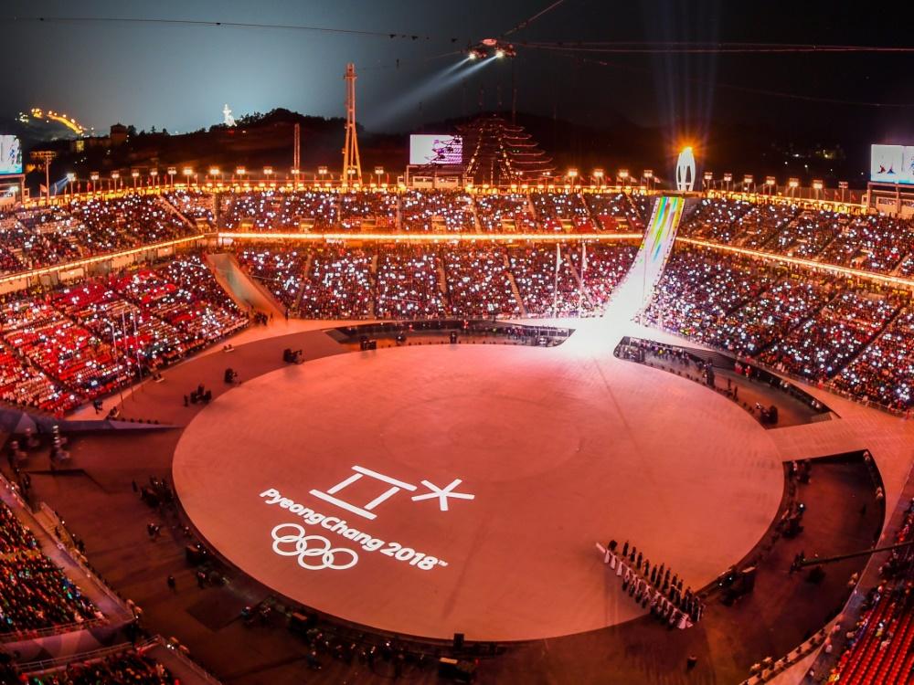 Auch die Olympischen Winterspiele 2018 waren betroffen