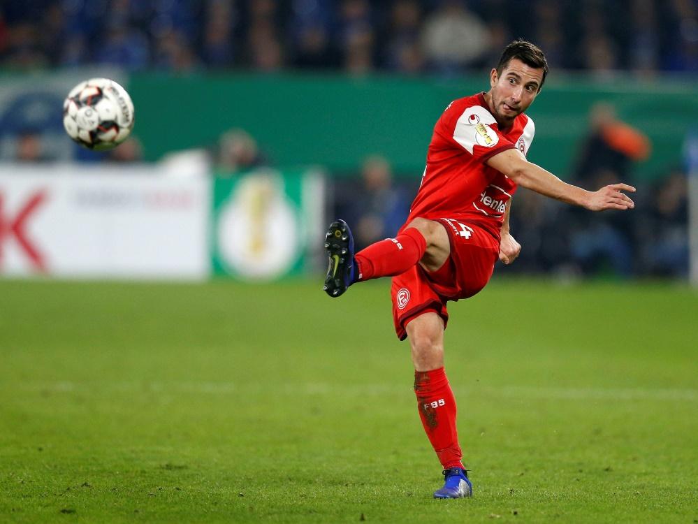 Markus Suttner wechselt fest zu Fortuna Düsseldorf
