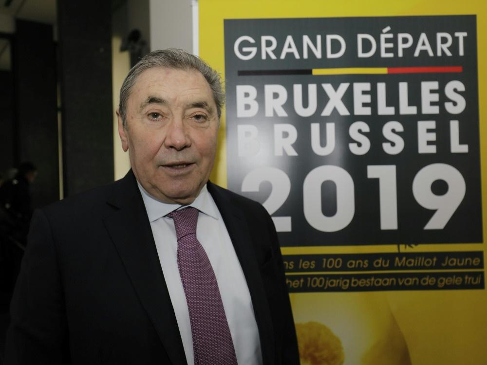 Zu Ehren von Merckx: Die Tour de France 2019 startet in Brüssel