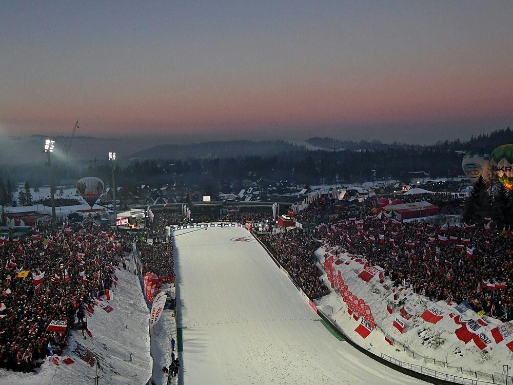 Weltcup im Skispringen wird nach Zakopane zurückkehren