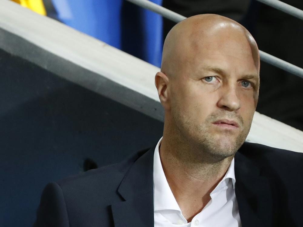 Jordi Cruyff coacht in Zukunft Chongqing Lifan