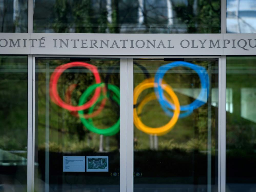 Das IOC dementiert eine mögliche Absage der Olympischen Spiele