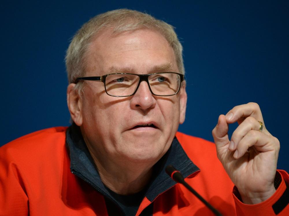 Galopp-Präsident Michael Vesper wurde wiedergewählt