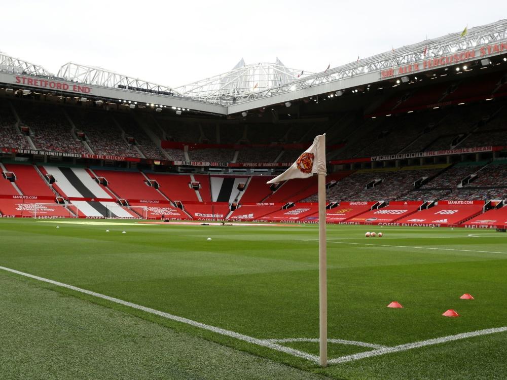 Einnahmen von Manchester United brechen ein