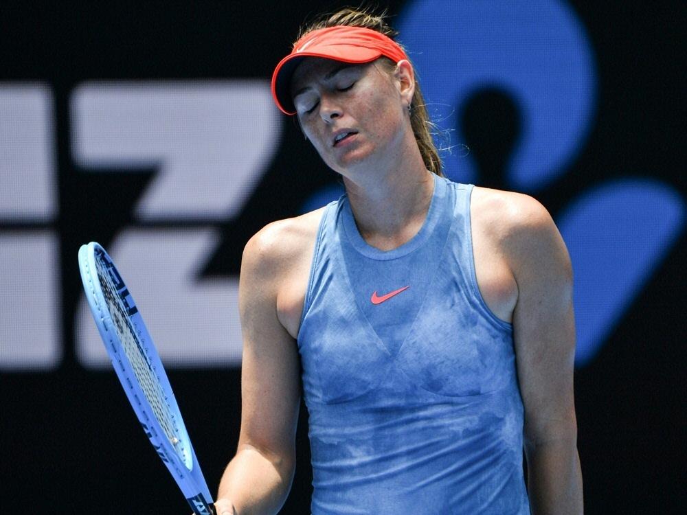 Schulterprobleme: Sharapova verpasst die French Open