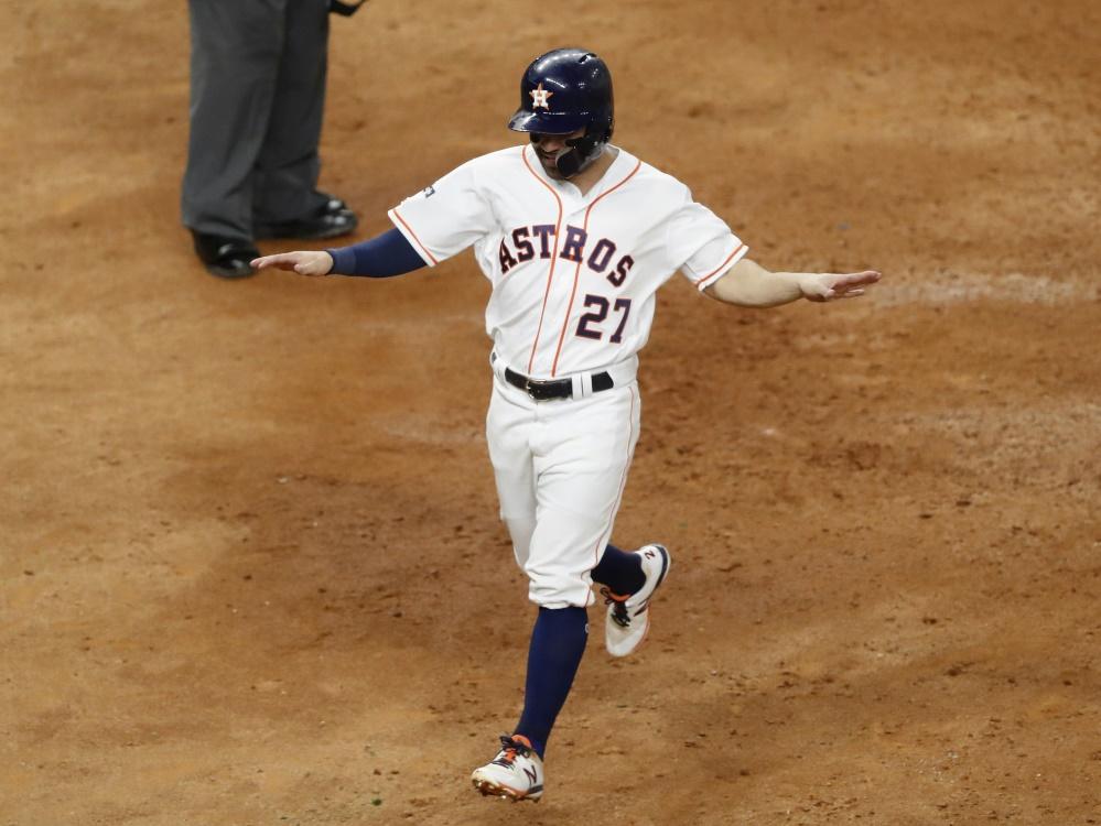 Altuve sorgte für den Sieg der Astros