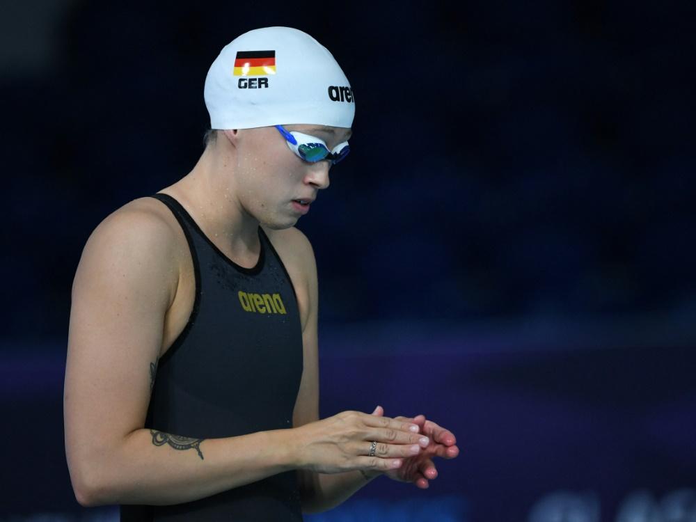 Sarah Köhler übt Kritik gegnüber dem DSV