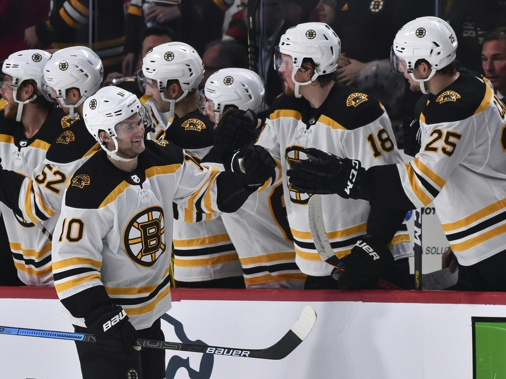 Adler Mannheim trifft 2020 auf NHL-Klub Boston Bruins