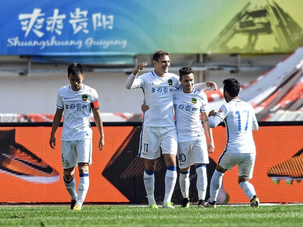 Der chinesische Verband droht Vereinen mit Punktabzug
