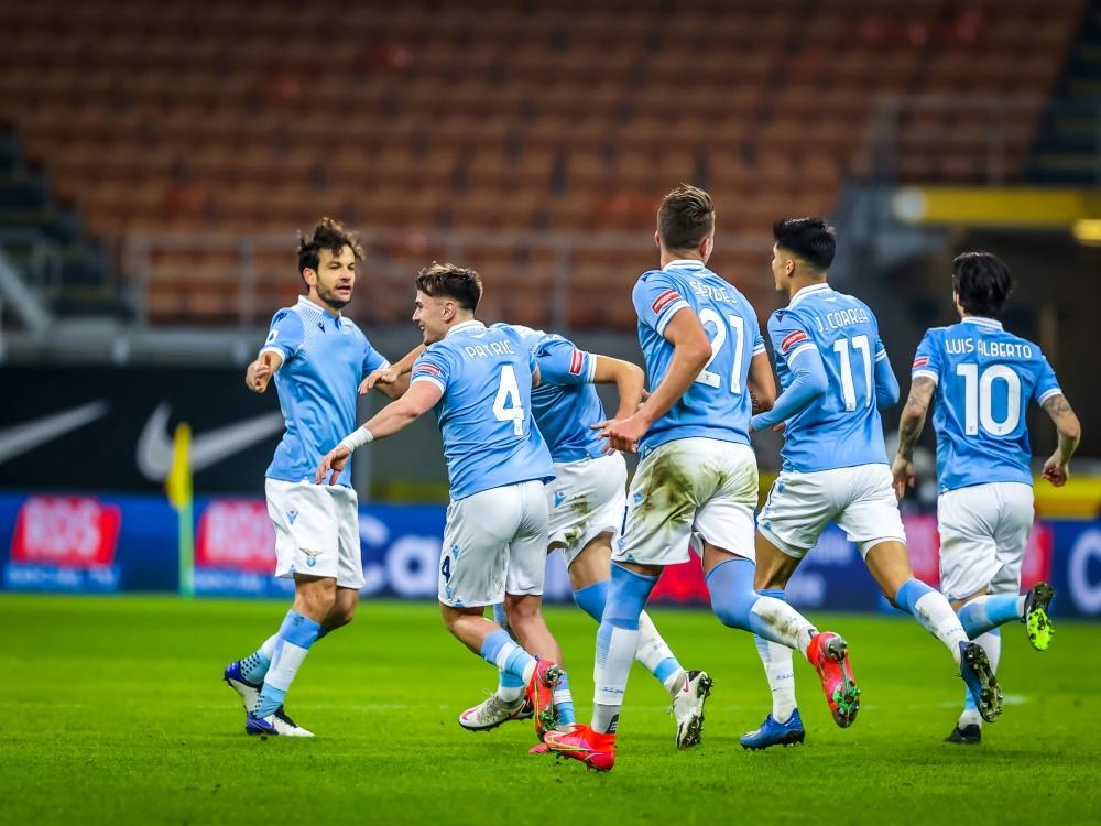 Romano Floriani Mussolini erhält einen Profivertrag bei Lazio