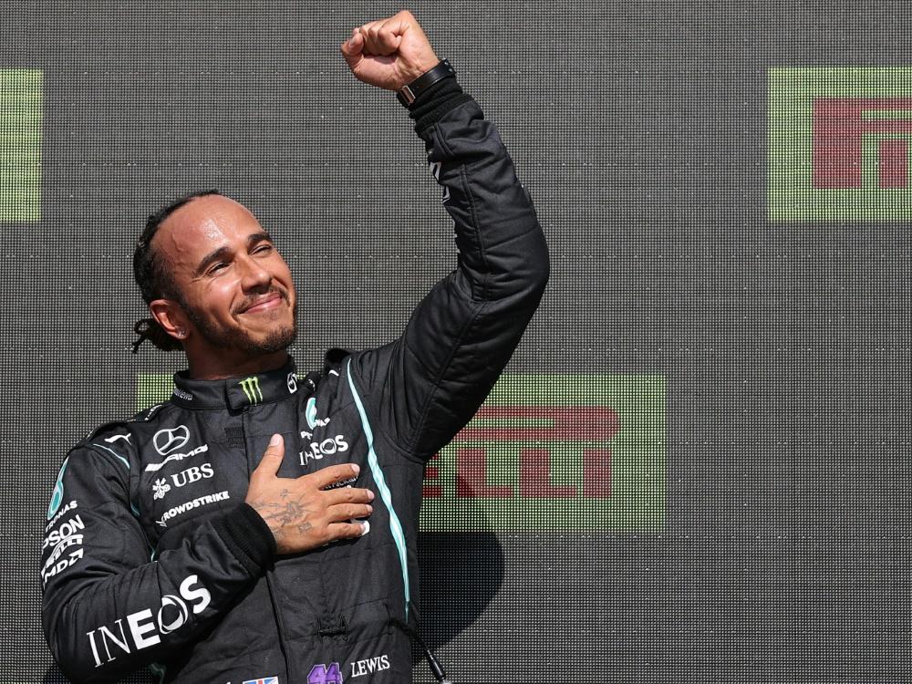 Setzt sich für mehr Vielfalt ein: Lewis Hamilton