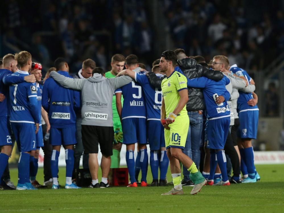 Maik Franz verlässt Magdeburg nach viereinhalb Jahren