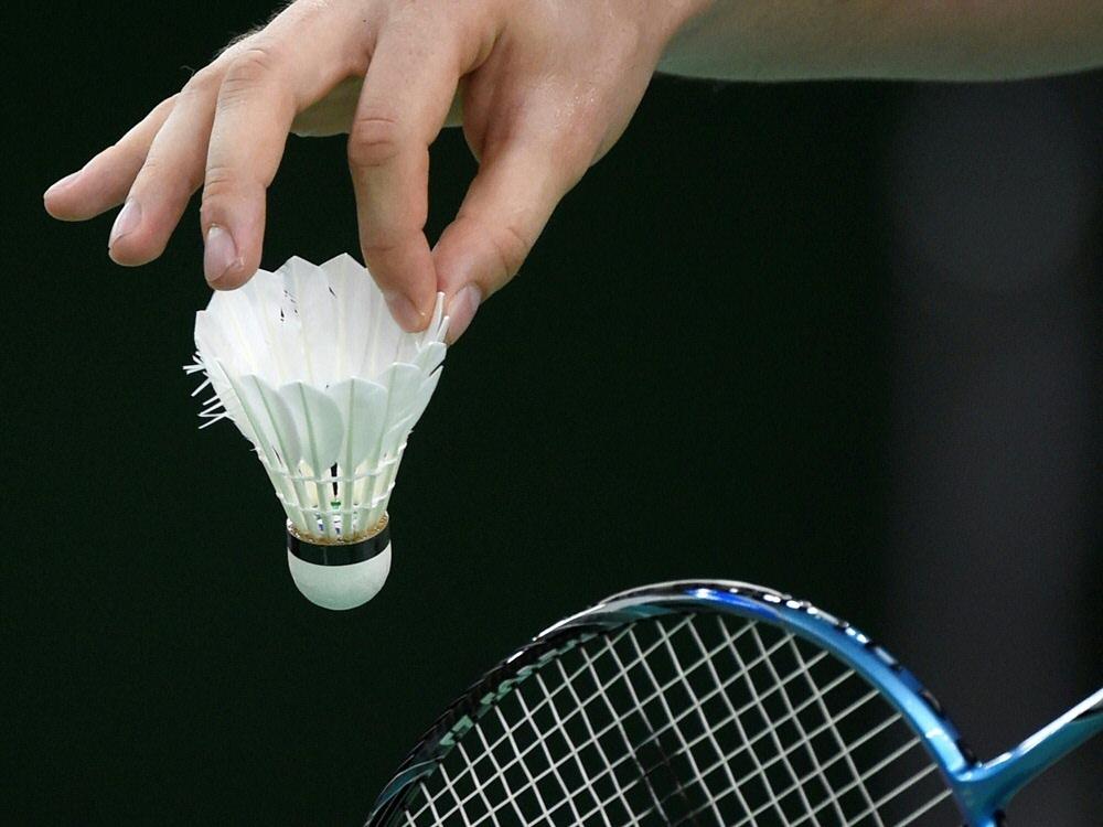 Die deutschen Badminton-Damen sichern sich eine Medaille