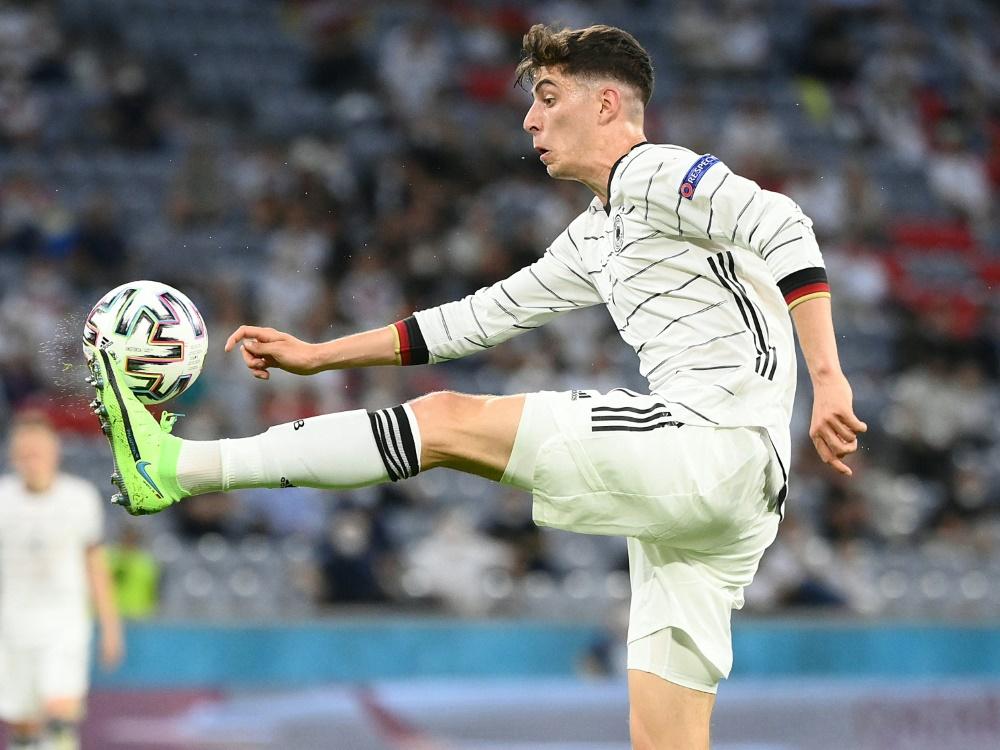 Kai Havertz will mit dem DFB-Team mutiger auftreten