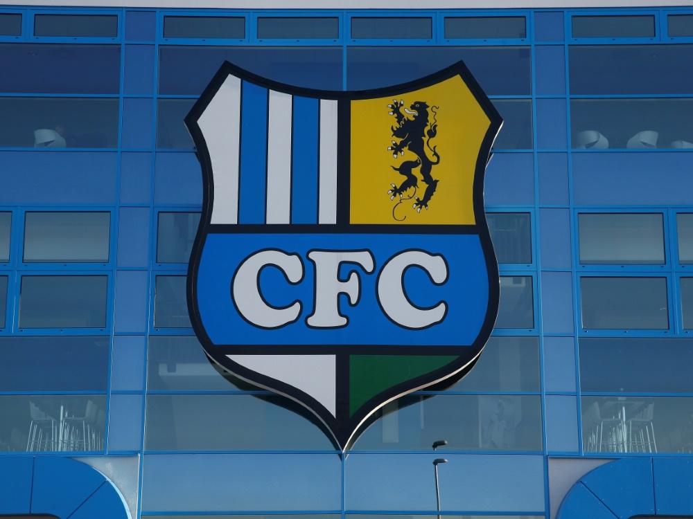Der Chemnitzer FC ist schuldenfrei