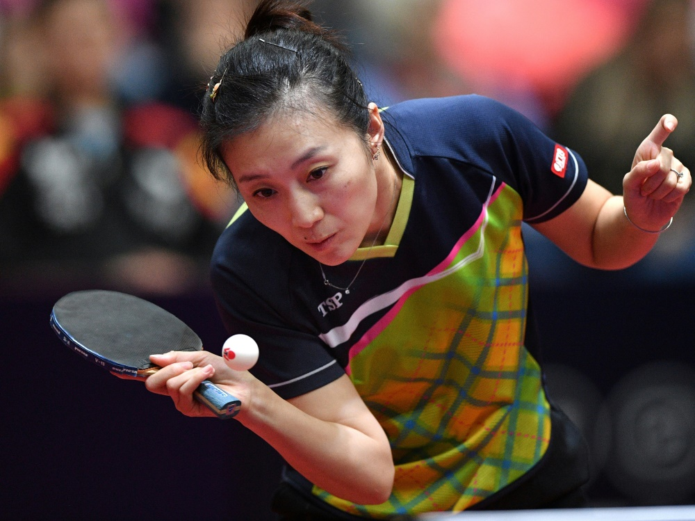 Han Ying beim Restart weiter erfolgreich