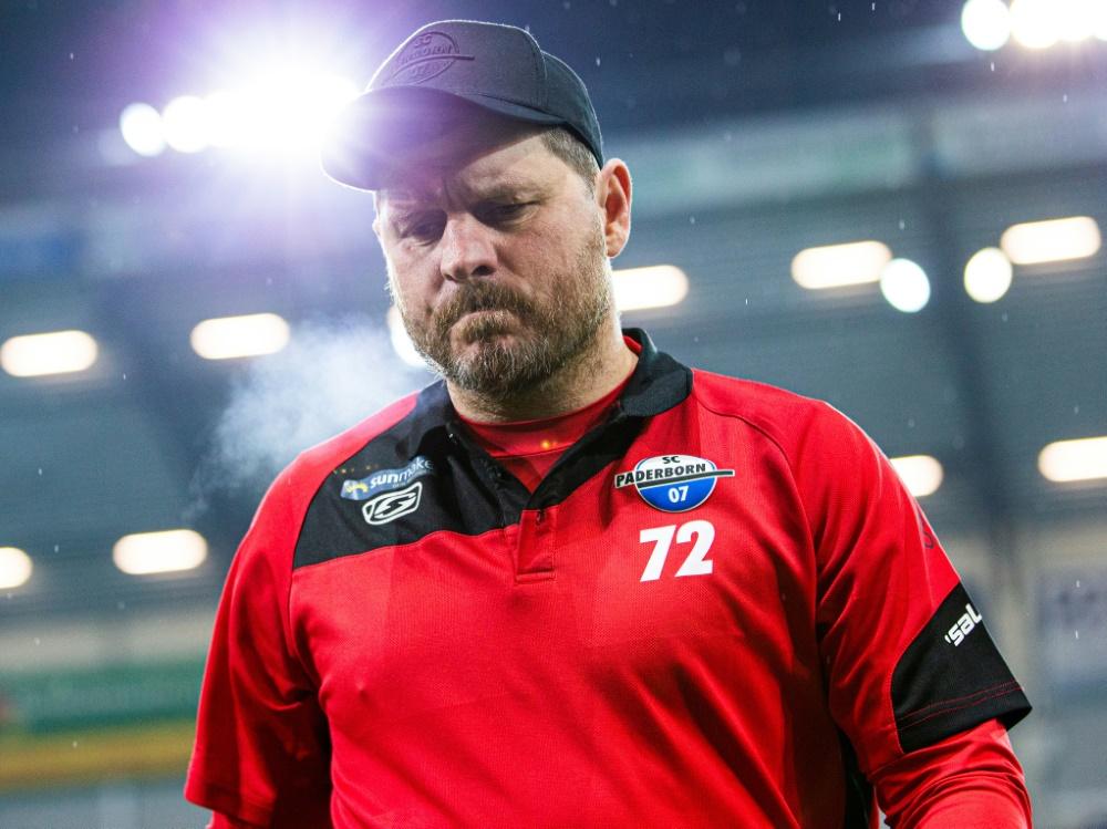 Steffen Baumgart bleibt vor dem BVB-Spiel kämpferisch