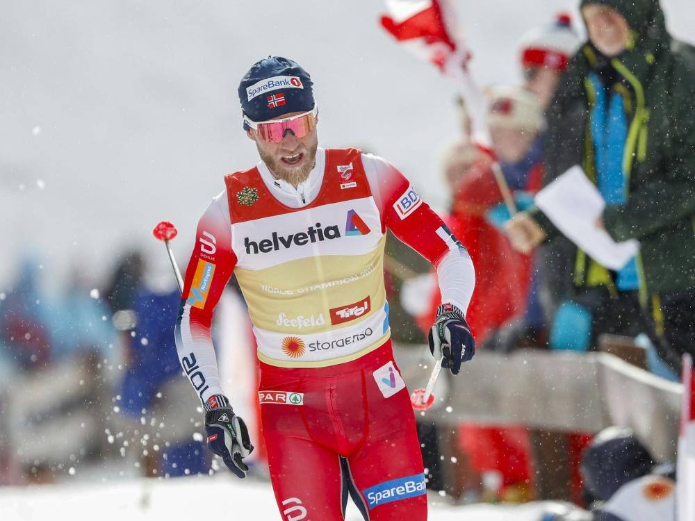 Martin Johnsrud Sundby, norwegischer Langlauf-Olympiasieger