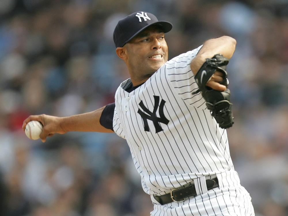 Spielte 17 Jahre für die Yankees: Mariano Rivera