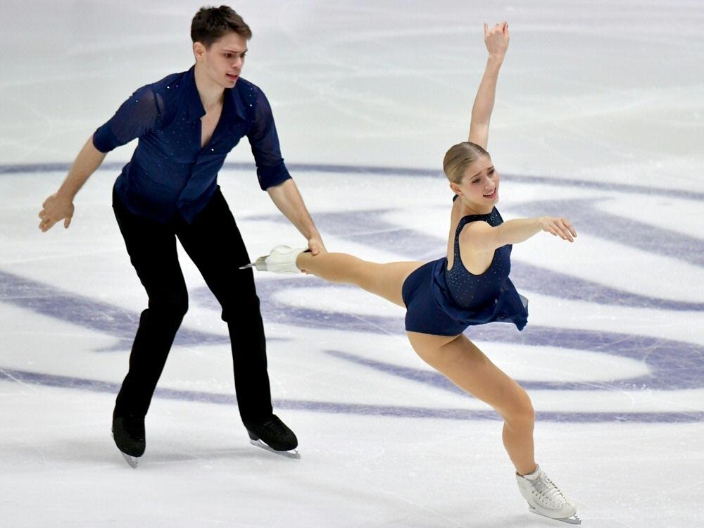 Minerva-Fabienne Hase und Nolan Seegert führen das deutsche Team an