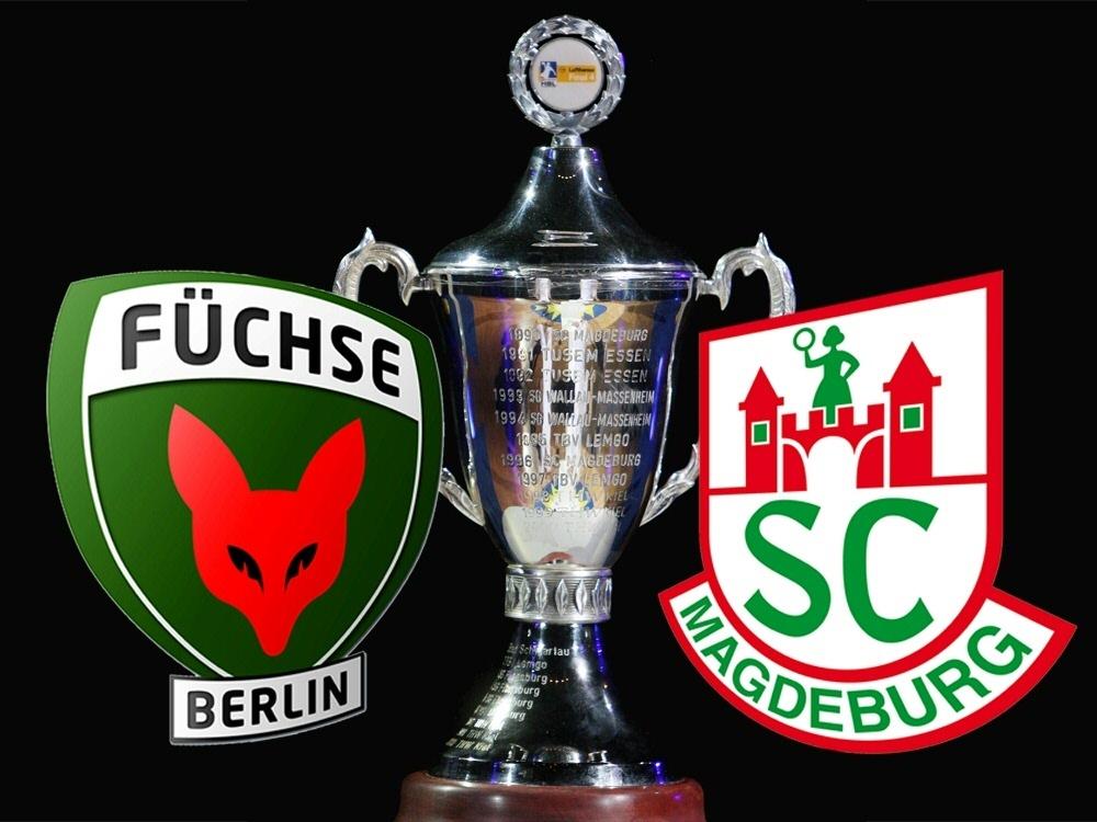 Dhb Pokal Fuchse Gegen Magdeburg Im Free Tv
