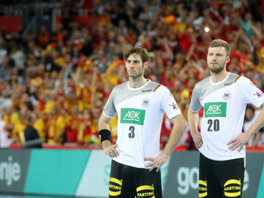 Gensheimer wird von Weber als Kapitän vertreten