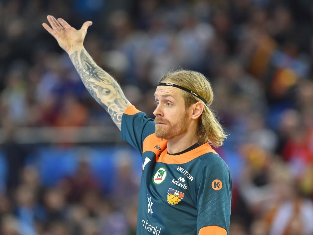 Gustavsson beschwert sich über die Spielansetzungen