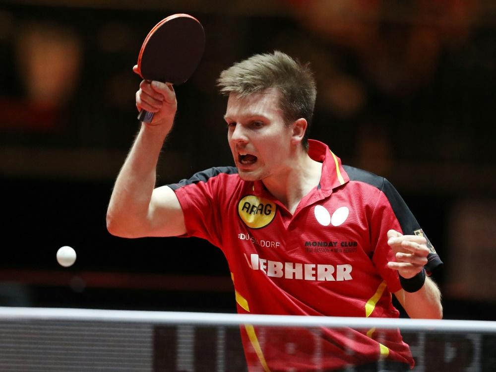 Ricardo Walther ist erstmals deutscher Einzel-Meister