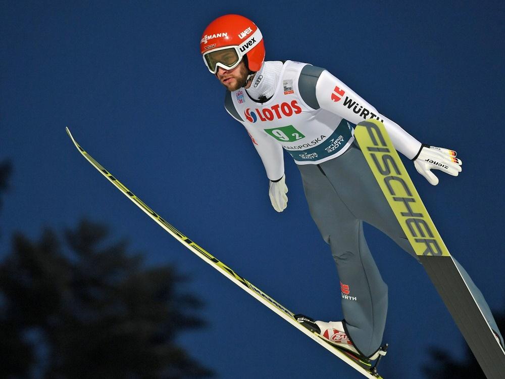 Markus Eisenbichler geht nicht in Lahti an den Start