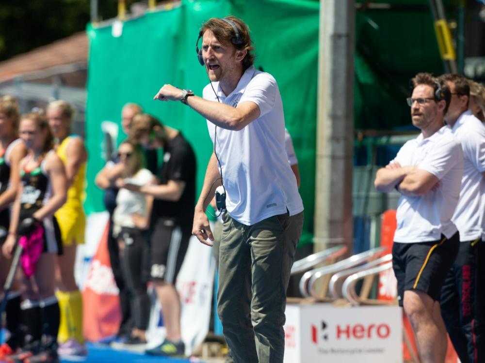 Xavier Reckinger bleibt Frauen-Bundestrainer beim DHB