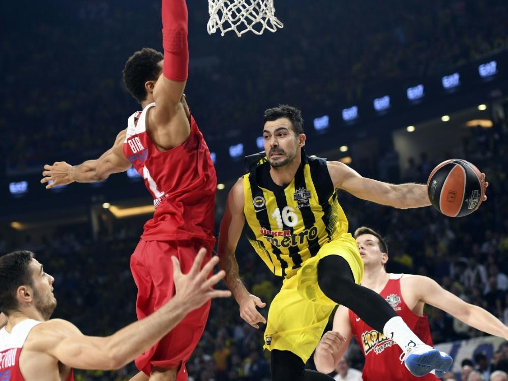 euroleague basketball ergebnisse