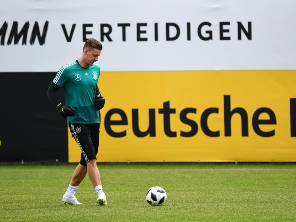 Bernd Leno hadert ein wenig mit seiner Rolle im DFB-Team