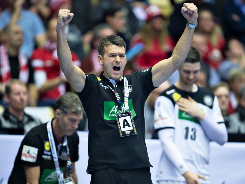 Prokops Team testet vor der EM gegen Island