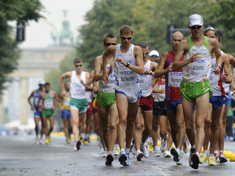 50-km-Gehen ist ab 2024 nicht mehr olympisch