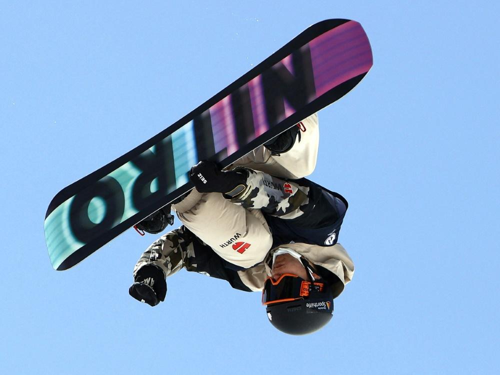 Andre Höflich ist in Aspen aufs Podest geflogen