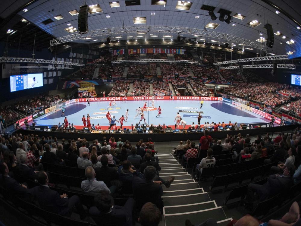 EHF plant für seine Wettbewerbe mit Zuschauern