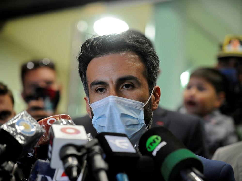 Ermittlungen gegen Leopoldo Luque wurden aufgenommen