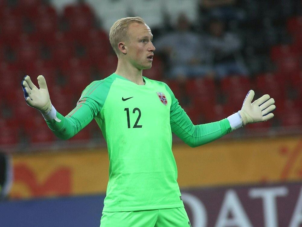 Julian Lund blieb unverletzt und konnte weiterspielen