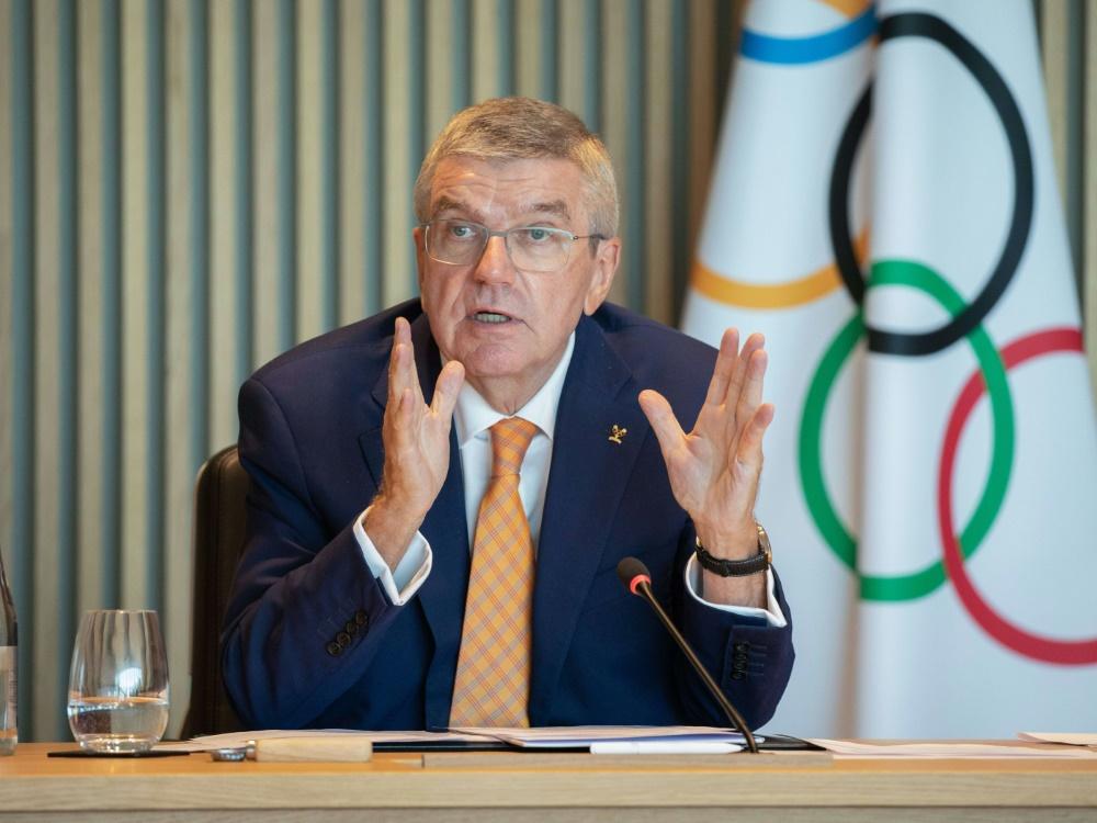 Erhält den Seoul Friedenspreis: IOC-Chef Thomas Bach