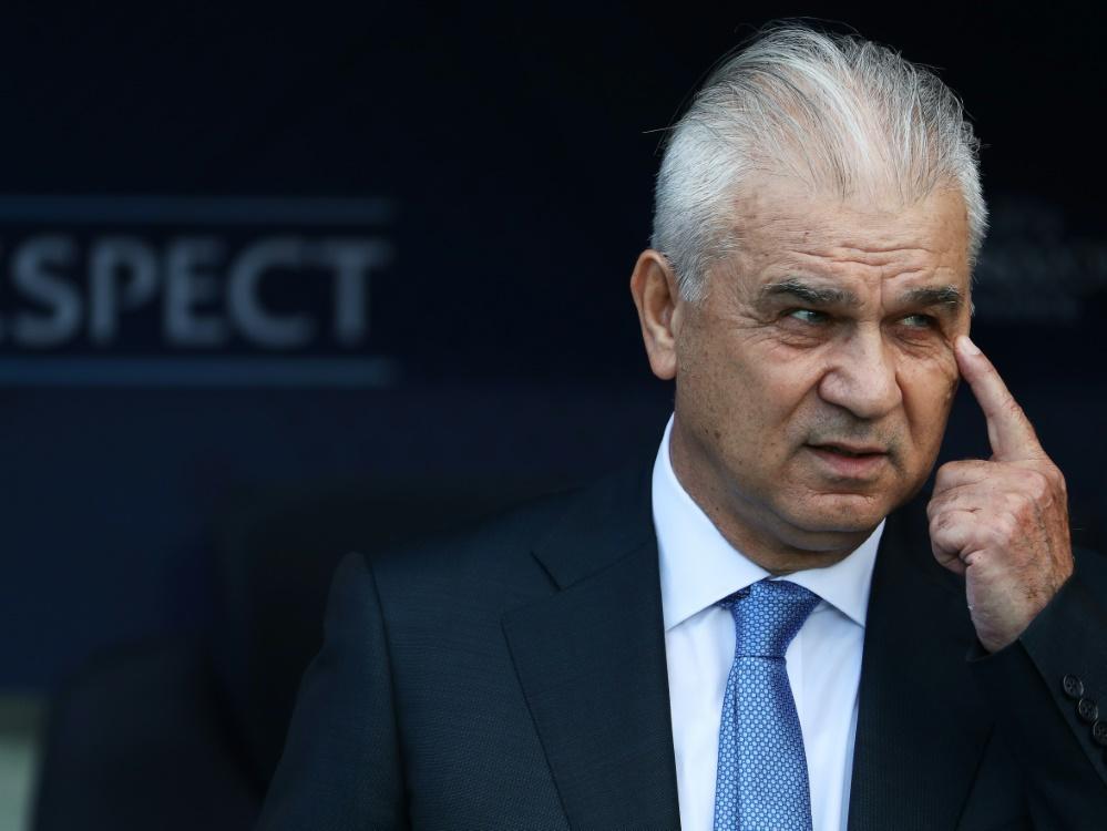 Rumänien verlängert Vertrag mit Iordanescu nicht