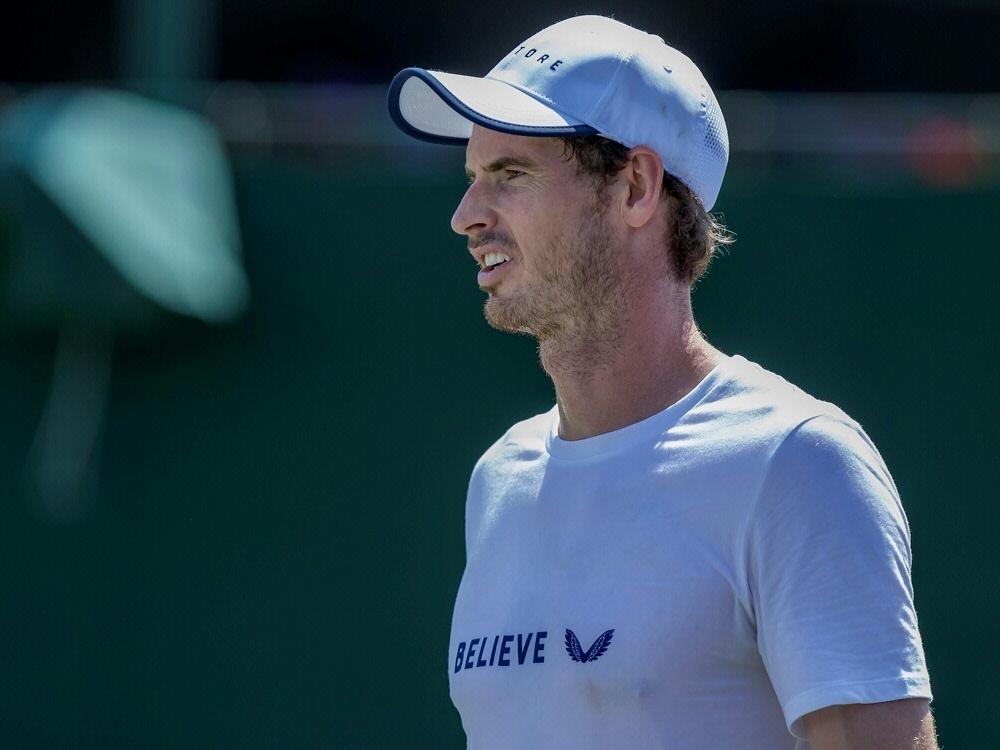 Andy Murray scheiterte in Cincinnati in der ersten Runde