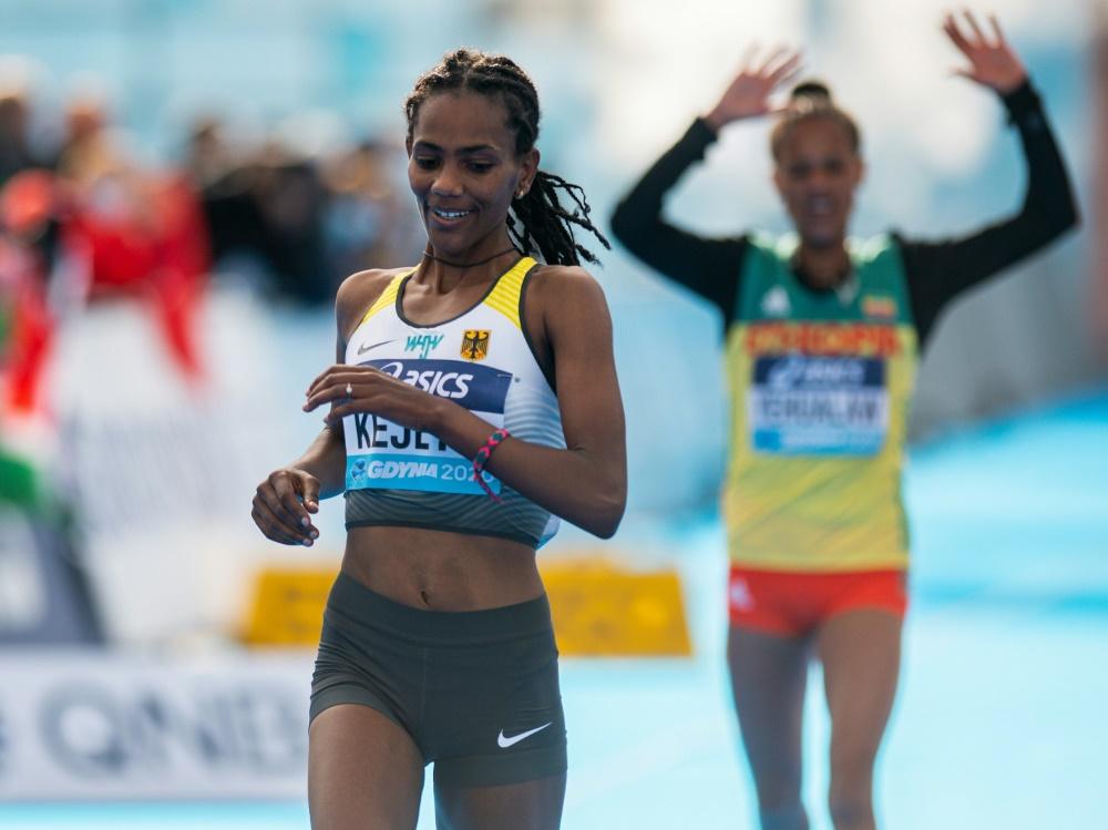 Sportlerin des Monats Oktober: Melat Kejeta