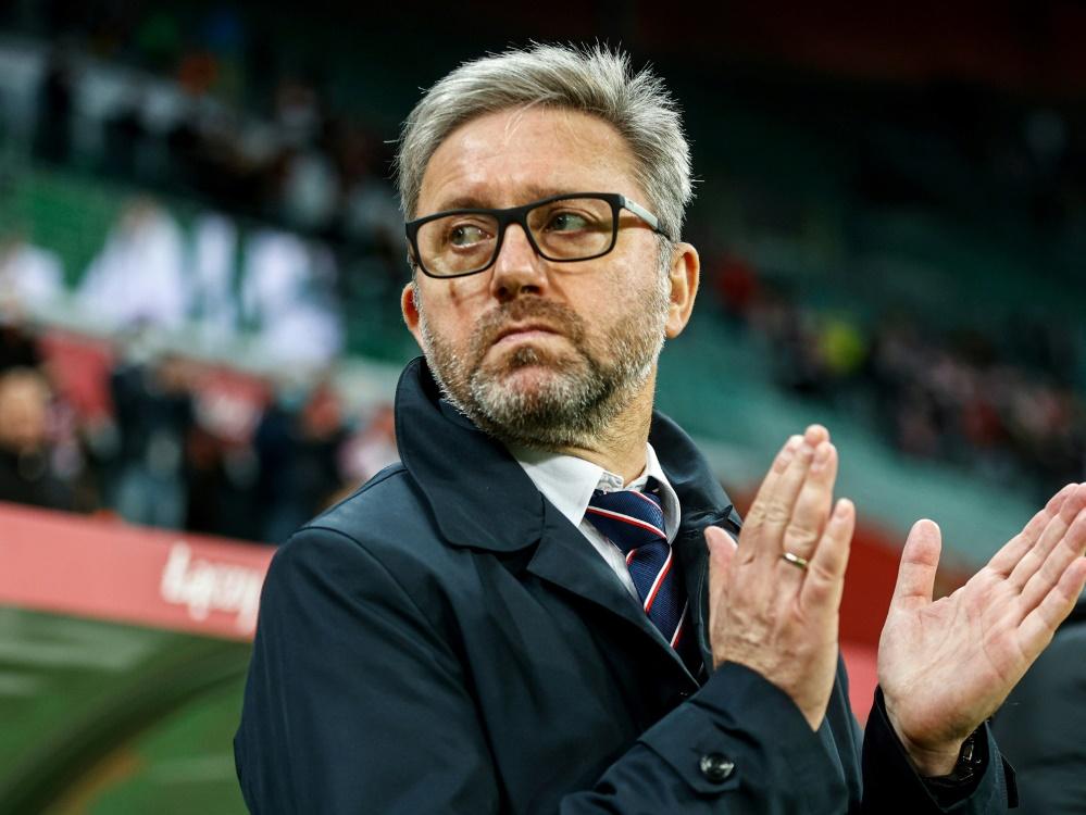 Jerzy Brzeczek ist nicht mehr polnischer Nationaltrainer