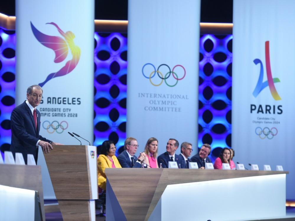 Das Olympia-Budget für Paris 2024 wird geprüft